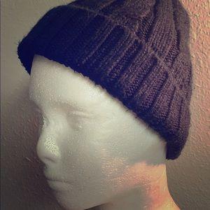 ✅ OLD NAVY Winter Beanie Hat Woven Wool Knit Cap